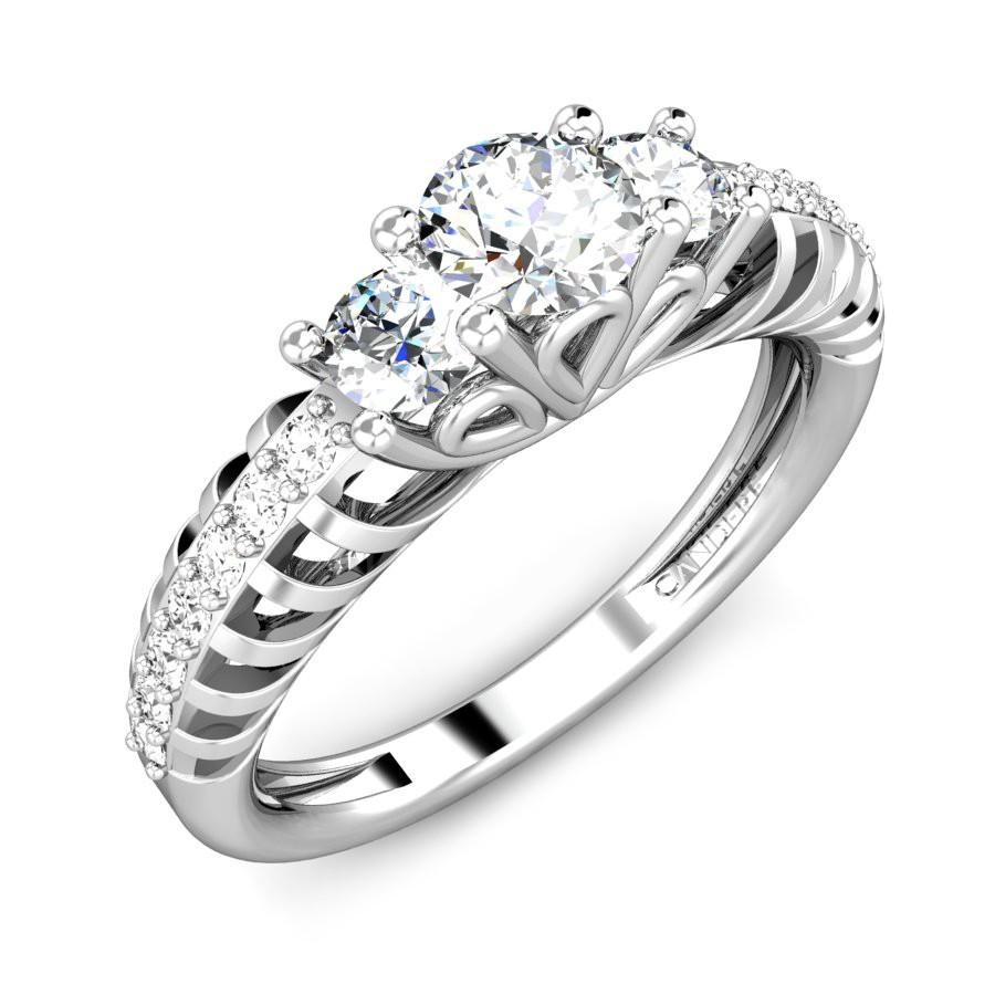 solitaire rings joy engagement brilliant claw six gia ring diamond