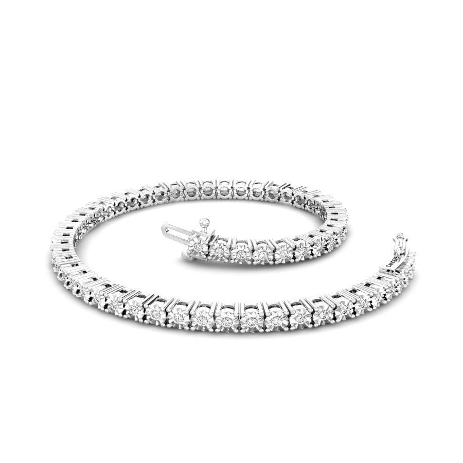 single bangles line bracelet online danica bangle jewellery diamond