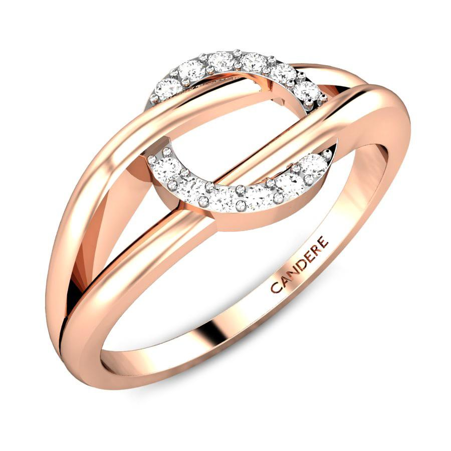 love vows diamond ring online jewellery shopping india rose gold