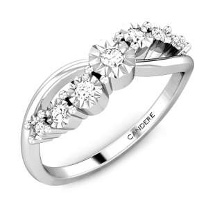 Journey Miracle Plate Diamond Ring FS