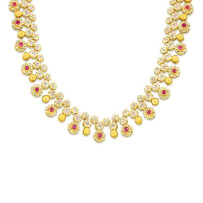 Dharaa Anokhi Gold Necklace