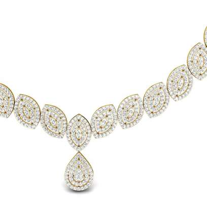 Kayla Diamond Necklace